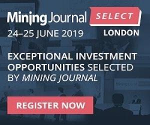 Mining Journal 2019