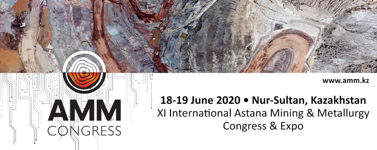 International Astana Mining & Metallurgy Congress –  AMM 2020